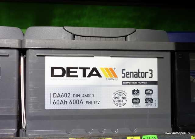 Akumulators-Deta-Senator-3-60Ah-600A