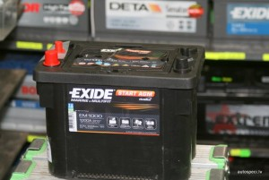 Akumulators Exide Gel 50Ah 800A