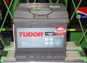 Akumulators Tudor Higt Tech 53Ah 540A