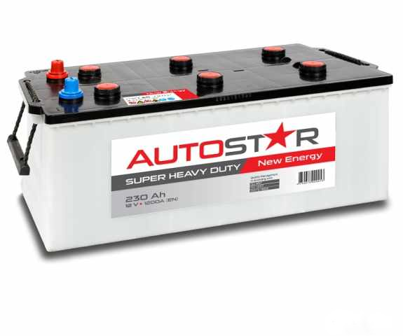 Akumulators Autostar 230ah 1200A