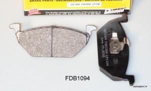 Bremzu kluci prieksejie BRP FDB1094 LP1104 GSF1094