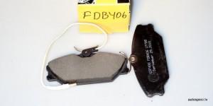 Bremzu kluci BRP FDB406