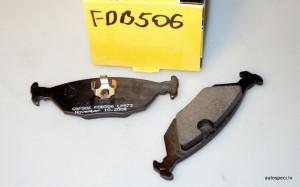 Bremzu kluci BRP FDB506