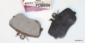 Bremzu kluci prieksejie BRP FDB854