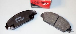 Bremzu kluci priekšējie REMSA FDB904