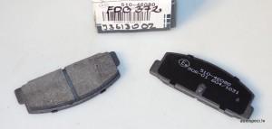 Bremzu kluci ZIGGI 510-46080 FDB372