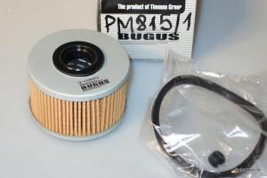 Degvielas filtrs BUGUS PM815-1