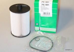 Degvielas filtrs FILTRON PE981
