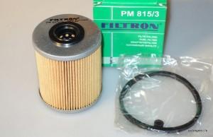 Degvielas filtrs FILTRON PM815-3