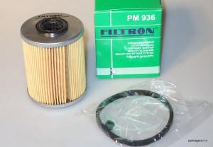 Degvielas filtrs FILTRON PM936