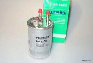 Degvielas filtrs FILTRON PP838-2