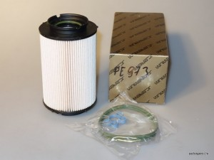 Degvielas filtrs JC PE973