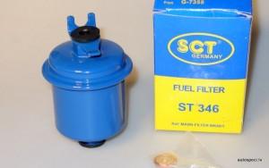 Degvielas filtrs SCT ST346 PP930