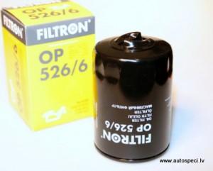 Eļļas filtrs Audi VW Filtron OP526_6