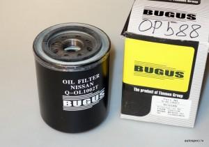 Ellas filtrs BUGUS OP588