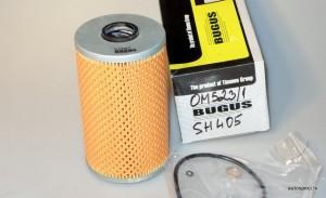 Ellas filtrs BUGUS SH405 OM523-1