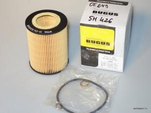 Ellas filtrs BUGUS SH426 OE649