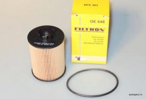 Ellas filtrs FILTRON OE648