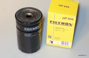 Ellas filtrs FILTRON OP644