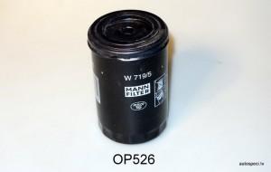 Ellas filtrs MANN W719-5 SM107 OP526