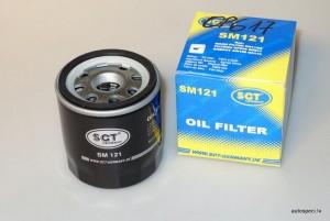 Ellas filtrs SCT SM121 OP617
