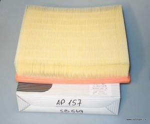 Gaisa filtrs Bugus Q-AR470PM SB549 AP157