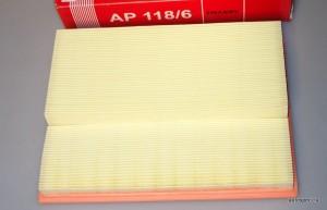 Gaisa filtrs Filtron AP118-6
