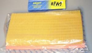 Gaisa filtrs SCT SB007 AP149