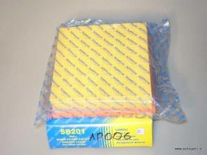 Gaisa filtrs SCT SB201 AP006
