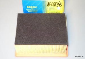 Gaisa filtrs SCT SB2061 AP080-10