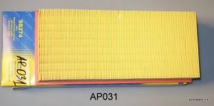 Gaisa filtrs SCT SB274 AP031