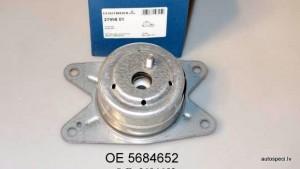 Motora spilvens kreisa Lemforder 2799801 5684652