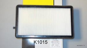 Salona filtrs Bugus K1015