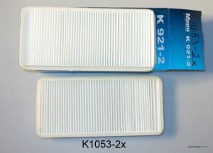 Salona filtrs MFilter K921-2 K1053-2x