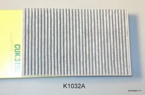 Salona filtrs Mann CUK3192 K1032A