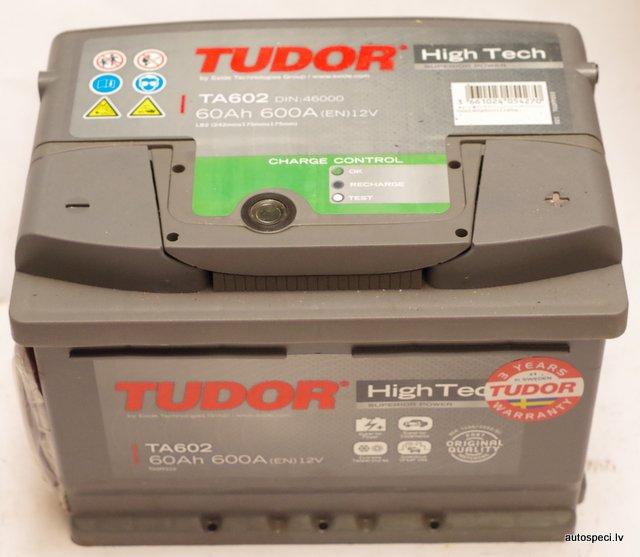 Tudor hight tech 60Ah 600A