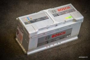 akumulators Bosch Silver 110Ah 920A
