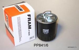Degvielas filtrs Fram P9635 PP841-6