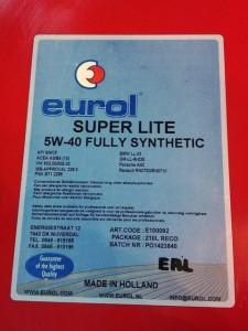 Eurol Super Lite