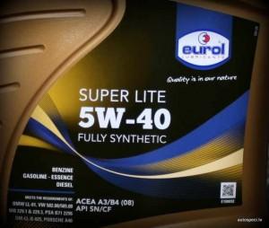 Ella Eurol Super Lite 5w40