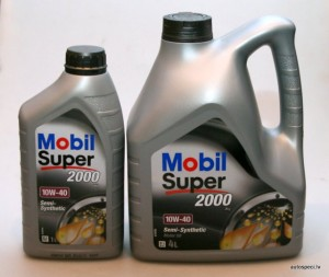 Ella Mobil Super 2000 10w40 abi