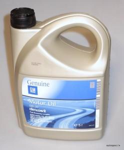 Ella Genium GM 5W30 dexos2 5L