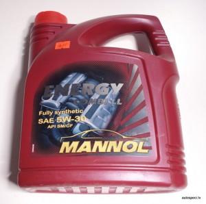 Ella Mannol Energy SAE 5W-304L