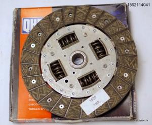 Sajuga disks SACHS 1862114041