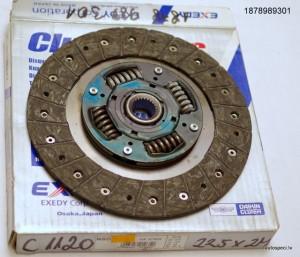 Sajuga disks SACHS 1878989301