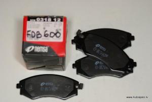 FDB600 Remsa